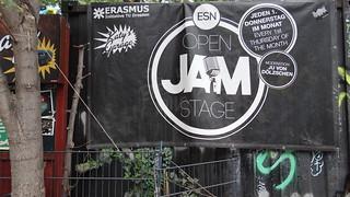Mein Kind befreit de Open JAM Stage Dresden Neustadt jeden 1. Donnerstag im Monat 00291