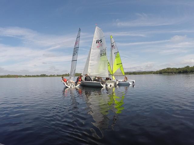 Cullaun Sailing Club Regatta 2018