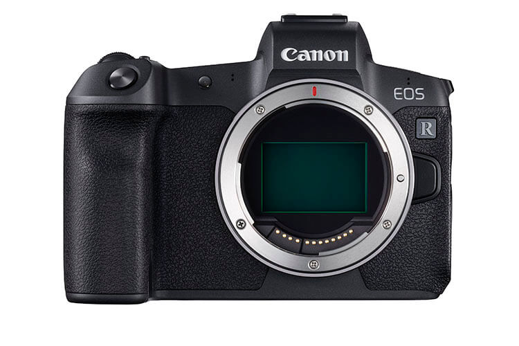 Canon Full-Frame Mirrorless Camera