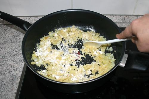 33 - Mehl andünsten / Braise flour