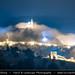 Bulgaria - Veliko Tarnovo - Tsarevets & Misty Night