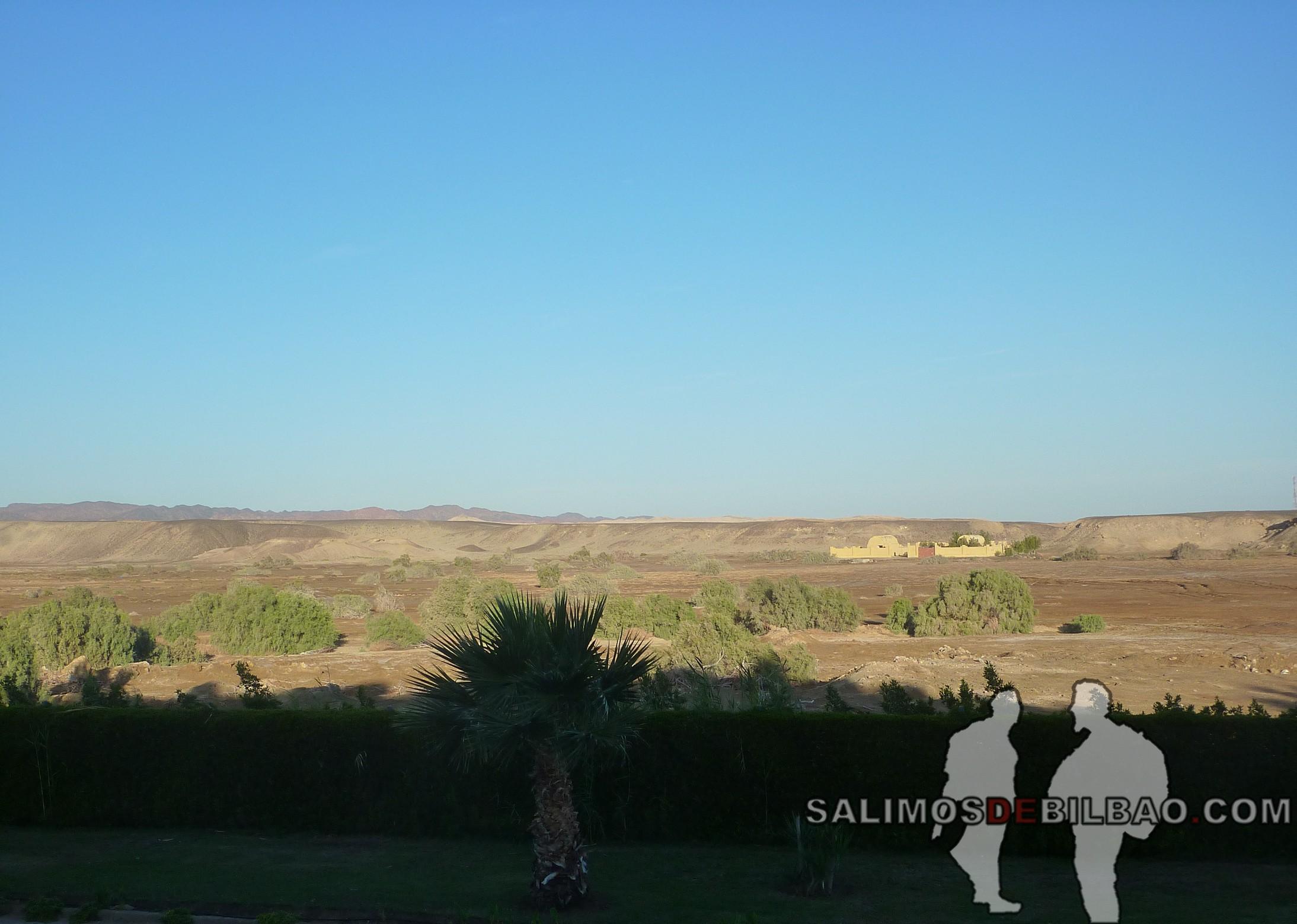 1128. Vistas desde el Htl Oriental Bay, Marsa Alam