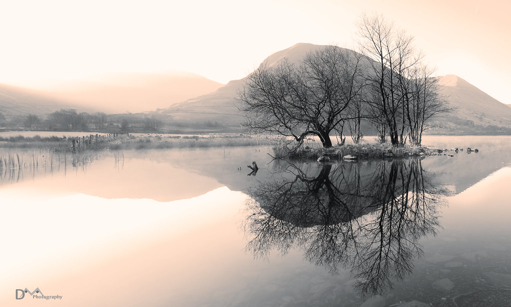 Morning Mists at Brothers Water