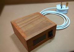 Woodvolt - Digital AC Voltmeter 42385352700_b8f5f879fc_m