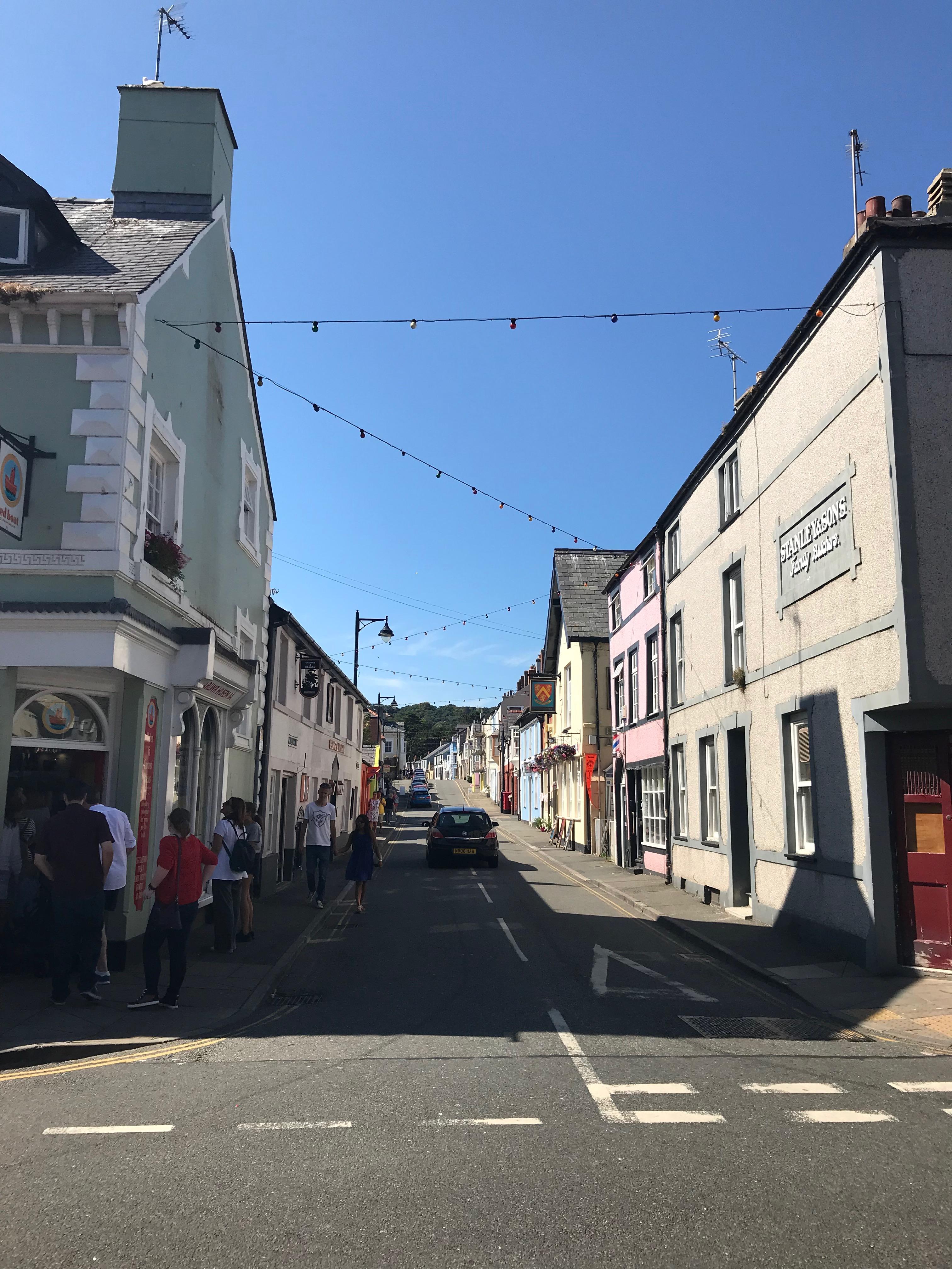 Anglesey - beaumaris