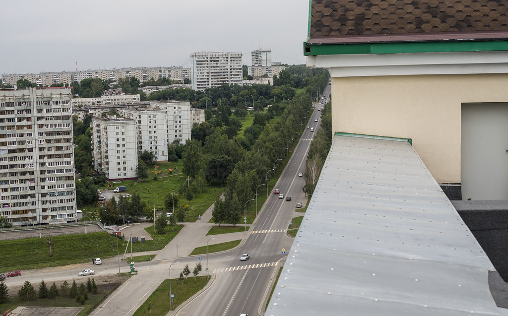 Кемерово, ул. Волгоградская.