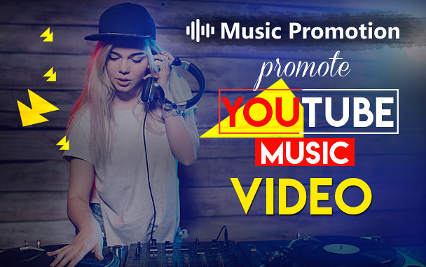 Promote YouTube Music Video for a Stronger Online Presence