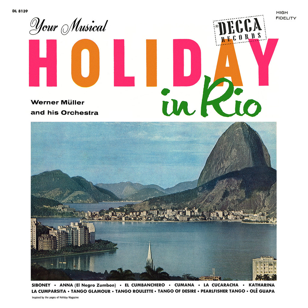 Werner Müller - Holiday in Rio