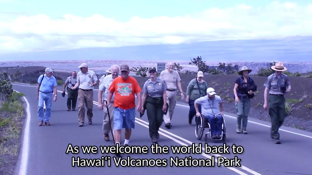 New Hazards at Hawaii Volcanoes National