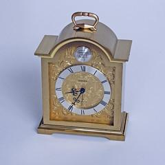 SWIZA 8 Alarm Clock. 15 jewels