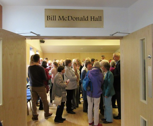 The Bill McDonald Hall