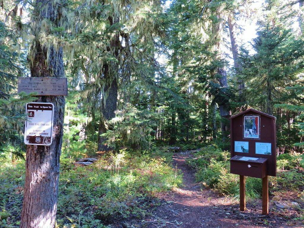 Wahanna Trail