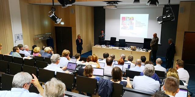 L'académie de Lyon a accueilli le conseil scientifique de l'éducation nationale
