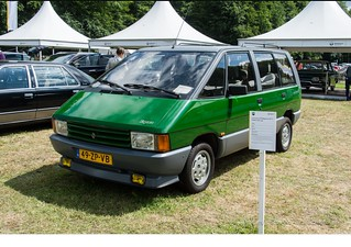 Renault Espace J11 | by Timo1990NL
