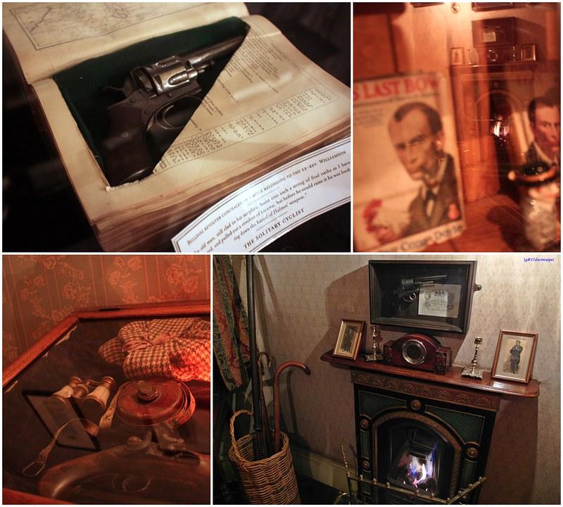 london-Sherlock Holmes- Museum-17docintaipei-福爾摩斯博物館 (17)