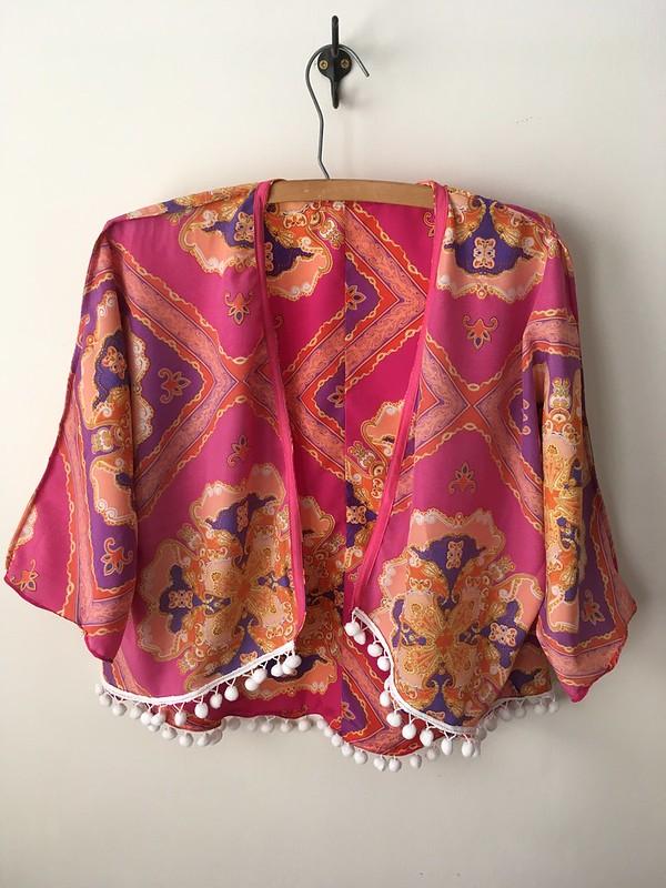 Simplicity 8172 Kimono Jacket