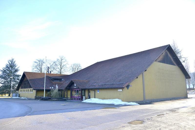 Granges - Battoir