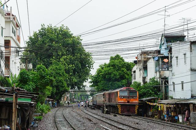 SRT 4530, Com Hua Takhe - Bangkok Hua Lamphong, Bangkok