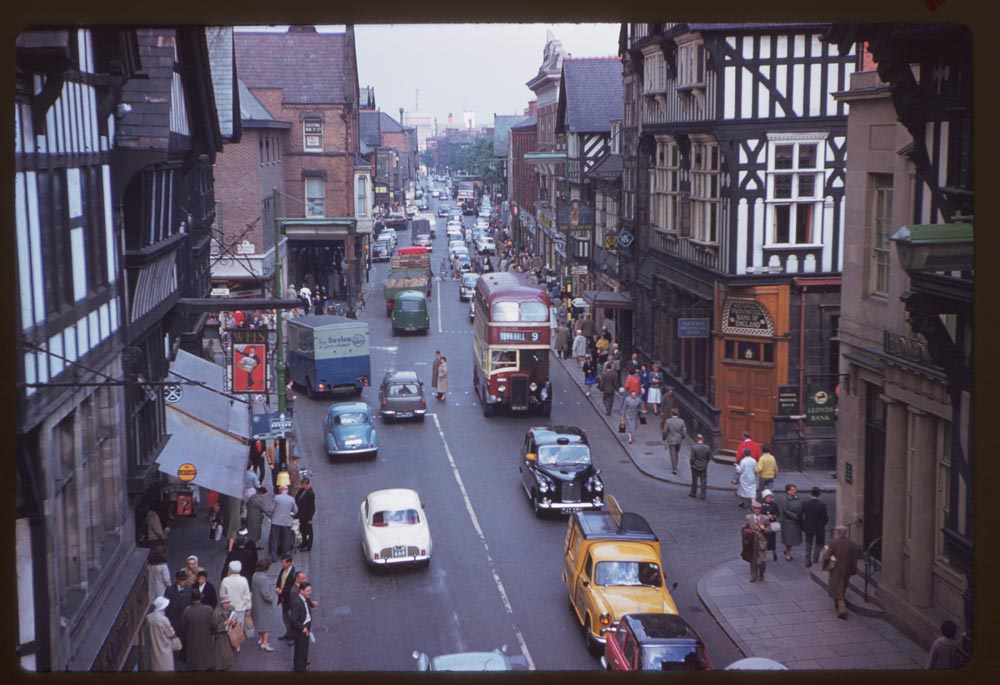 Everyday Life in Europe during the 1960s by Charles W. Cushman (10)