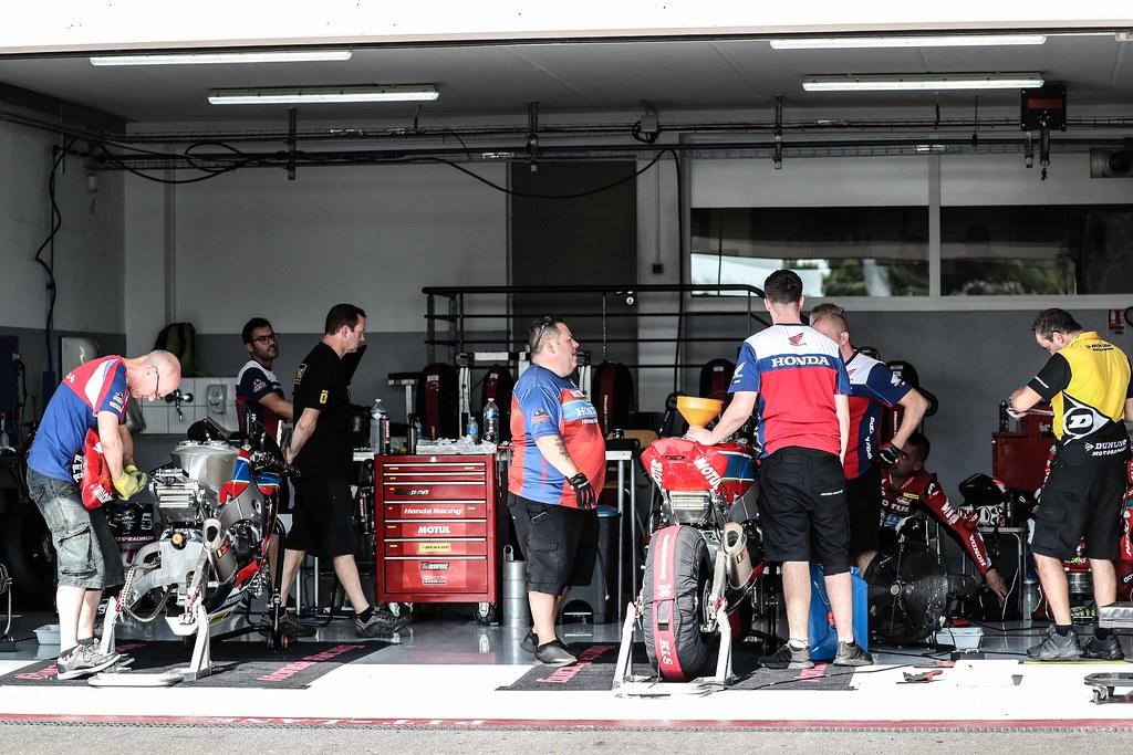 Bol,Dor,2018,Ewc,Test,Team,Honda Endurance Racing,,Sebastien,Gimbert