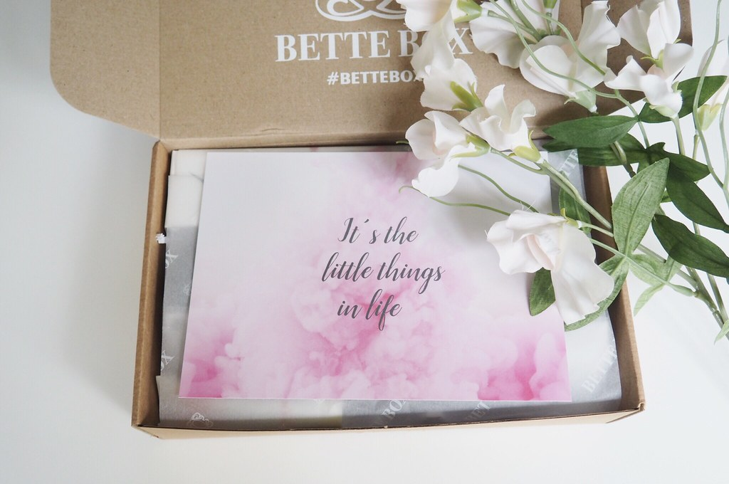 Syyskuun Bette Box