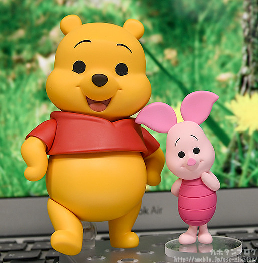 Nendoroid Winnie & Piglet Sold Together!