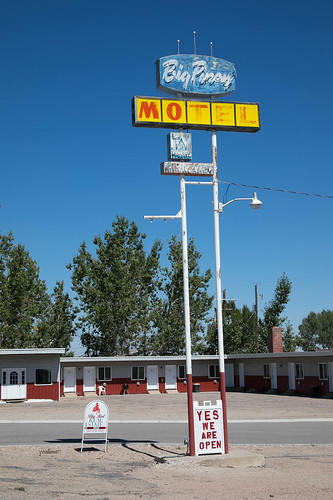 Big Piney Motel