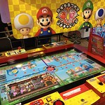 Super Mario Arcade Game I wish I knew how to play this, it looks fun.