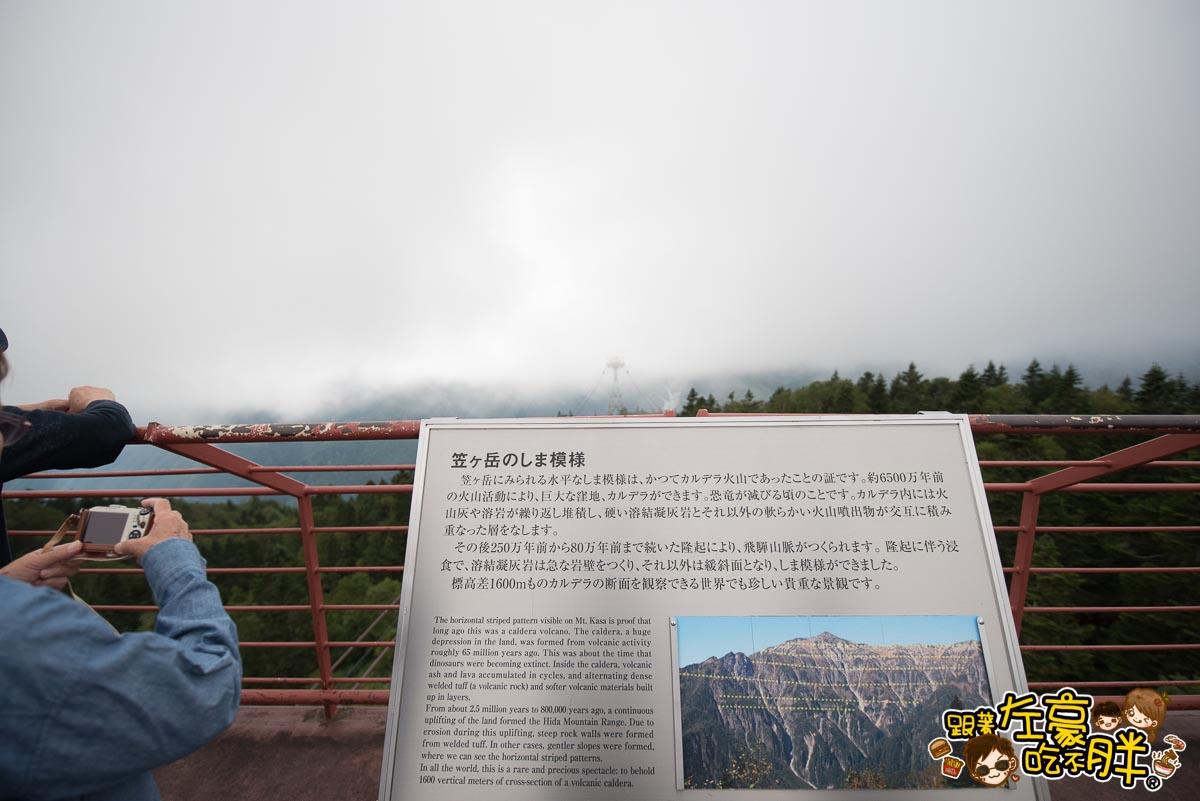 日本名古屋新穗高高空纜車(昇龍道票卷)-40