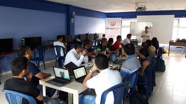 Presentación del Seminario SoftLibreEdu