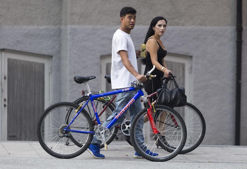 Bike Walkers