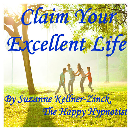 Claim Your Excellent Life Podcast