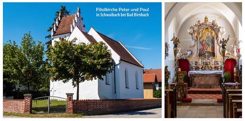 Filialkirchen des Rottals II (Branch churches of the Rottals II)