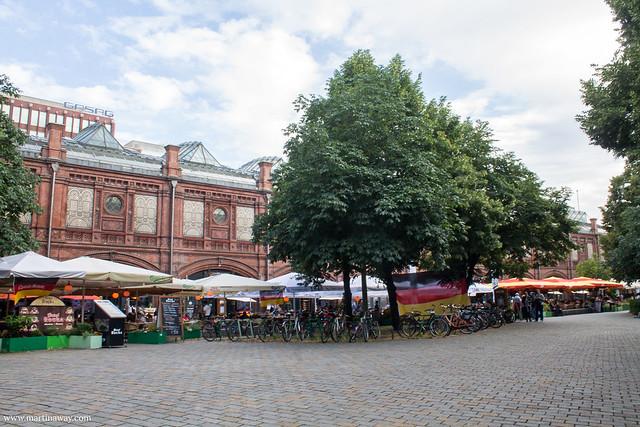 Stazione di Hackescher Markt