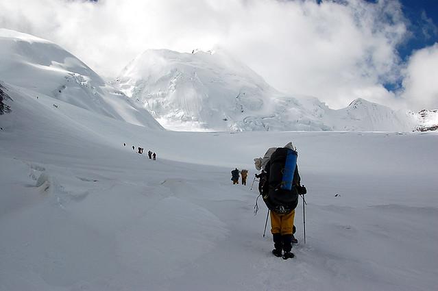 Saribung, Nepal