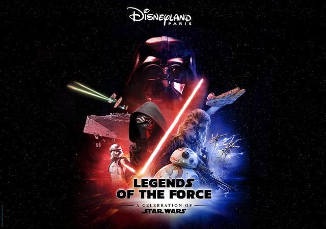 Premières infos sur Légendes de la Force – Une Célébration Star Wars™