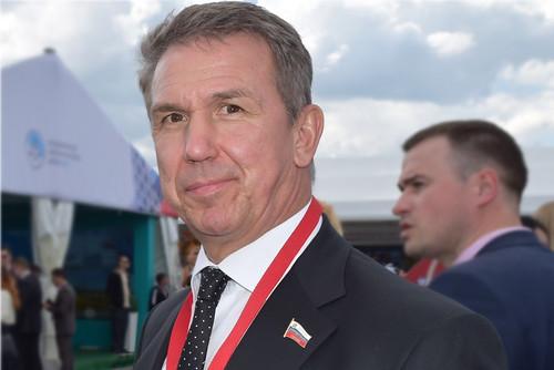 Сергей Тучин: «Остаюсь работать в команде развития Владимирской области»