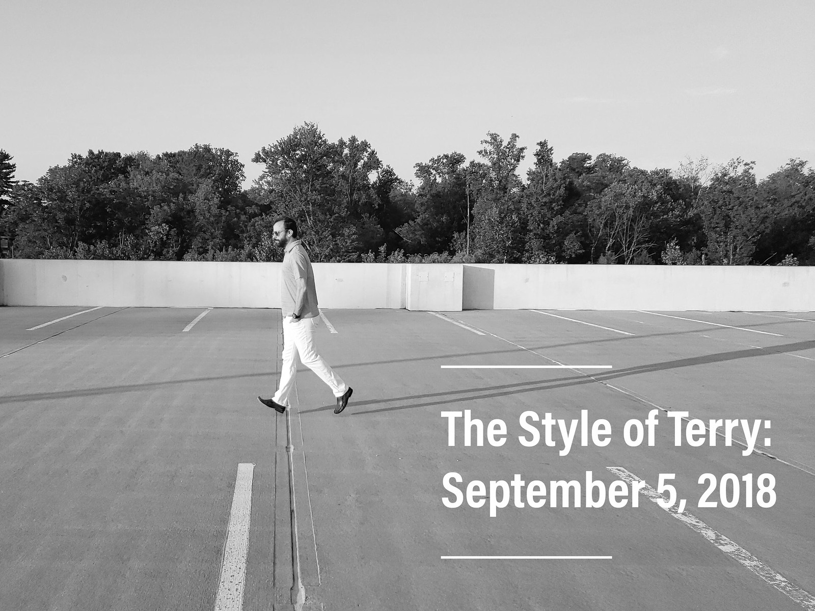 The Style of Terry: 9.5.18