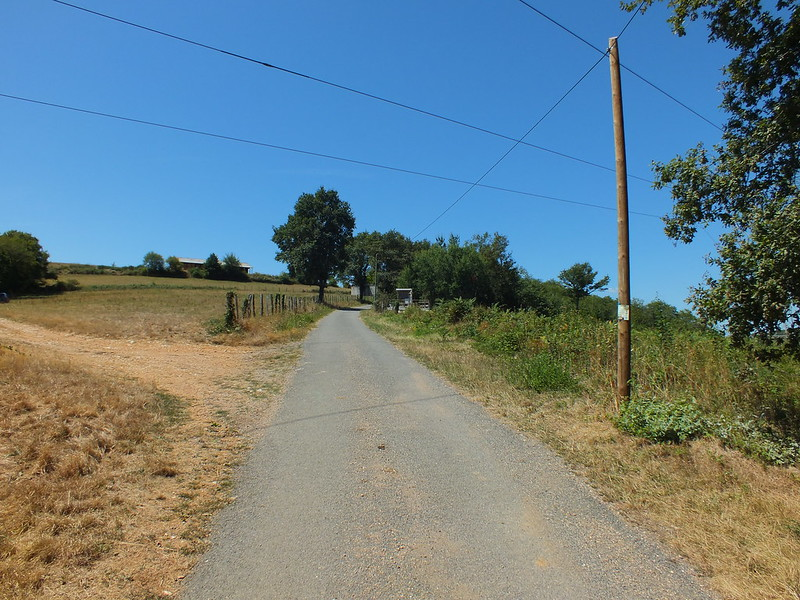 Montredon - Le GR65 (Cagnac)