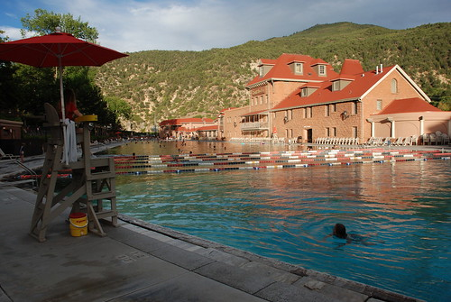 Glenwood Springs Hot Springs. From History Comes Alive at the Hotel Colorado