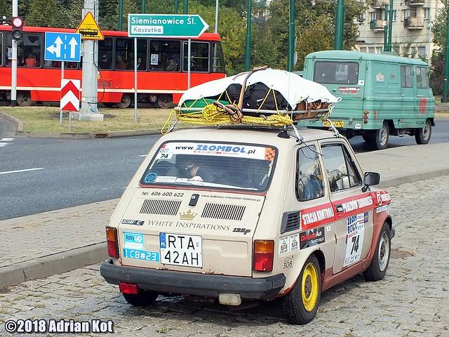 Polski Fiat 126p, Fujifilm FinePix HS35EXR