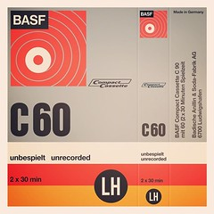 Cassettes: Badische Anilin und Soda Fabrik C60