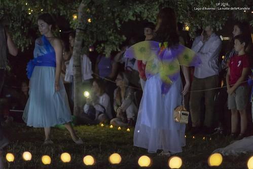 Lago d'Averno - Notte delle candele
