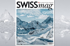 SWISSmag 19 - podzim/zima 2018/19