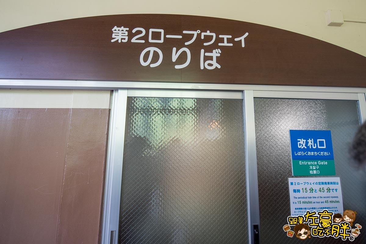 日本名古屋新穗高高空纜車(昇龍道票卷)-19