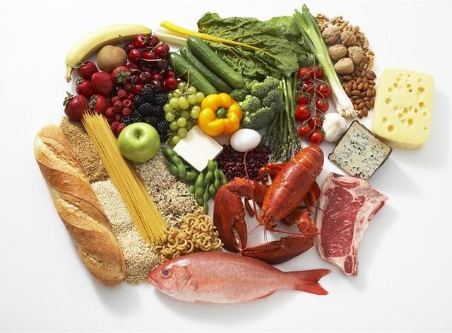 cân bằng dinh dưỡng