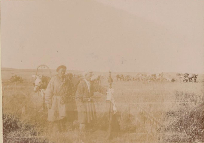 18. Киргизы делают кумыс