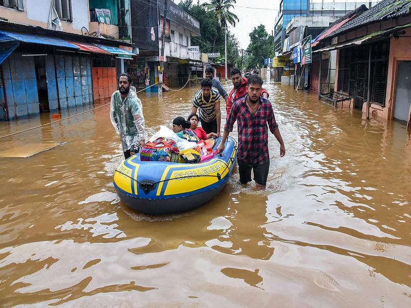 केरल बाढ़