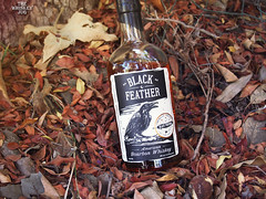 Black Feather American Bourbon Whiskey