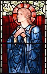 Mary Magdalene (Burne-Jones for Morris & Co, 1902)